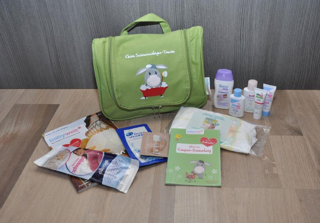 Gratisproben für Babys von ROSSMANN