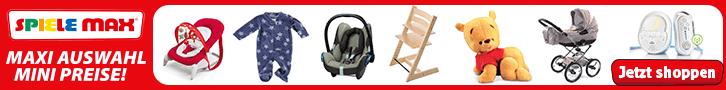 Gratisproben für Babys von Spiele Max